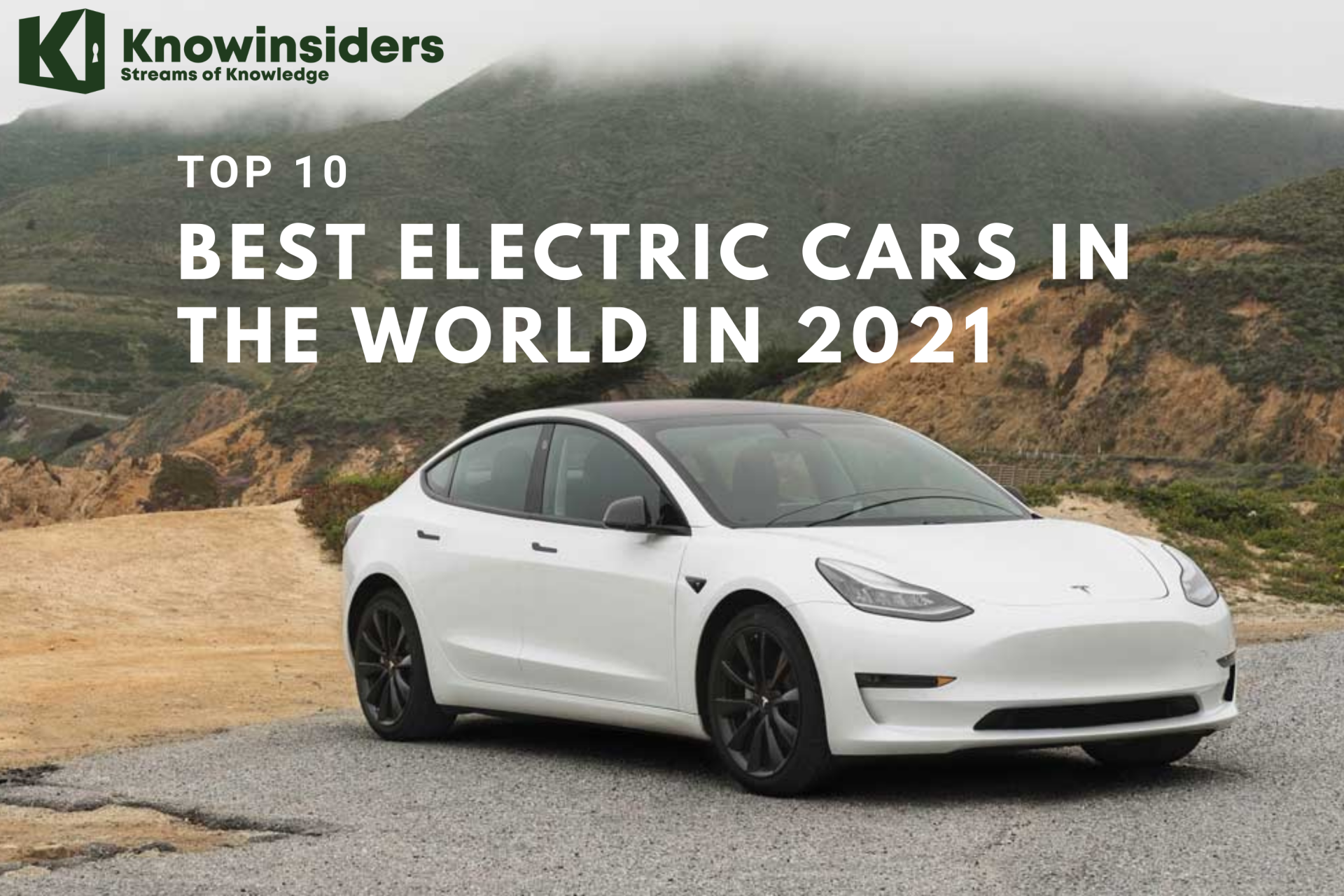 Top 10 Best Electric Cars in the World in 2021/2022
