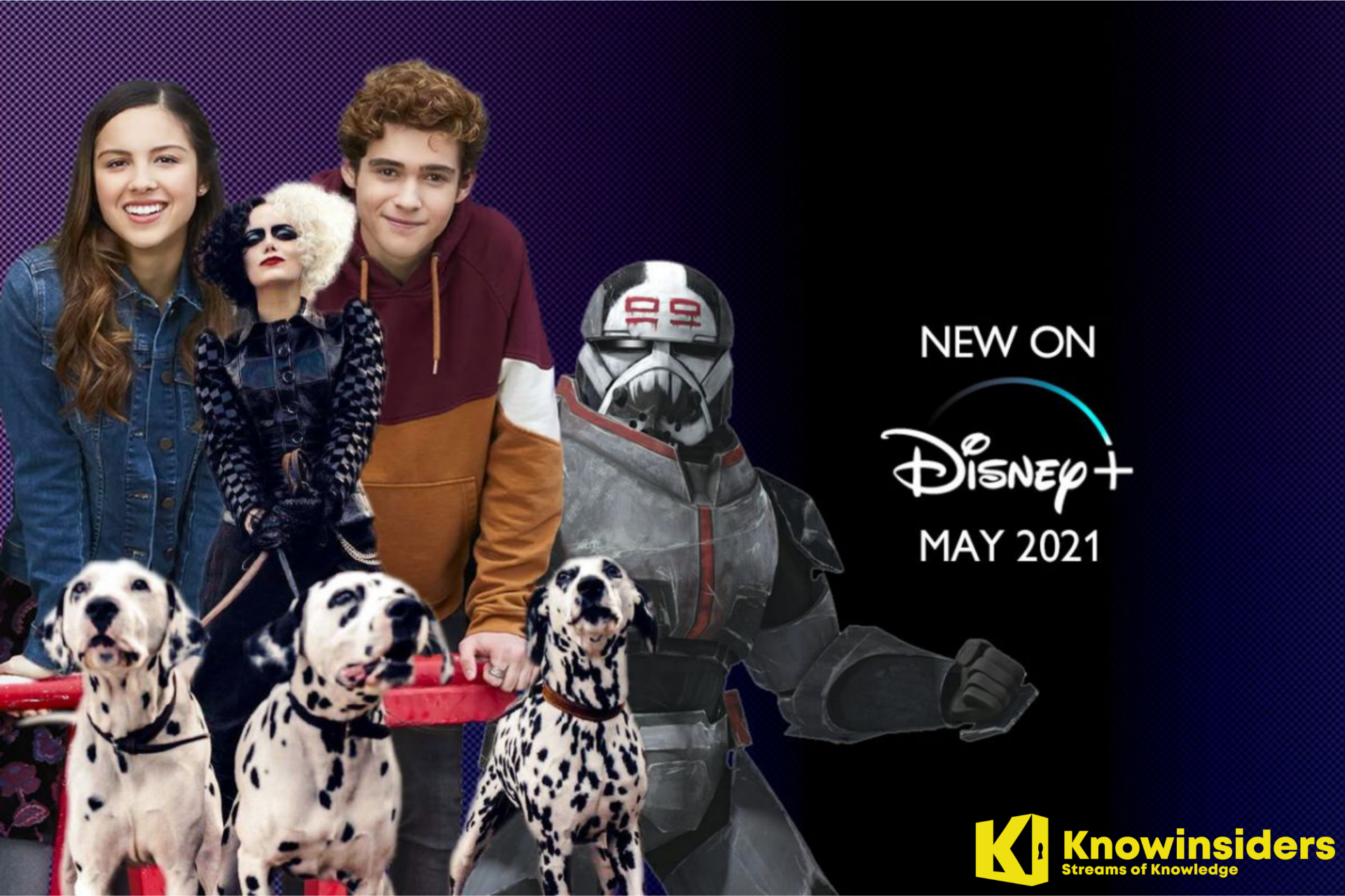 New TV Shows & Movies Coming To Disney Plus This May