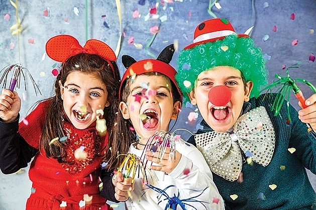 Top 7 Activities to Celebrate New Year's Eve with Kids at Home