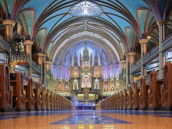 TOP 9 Most Beautiful Churches in the World