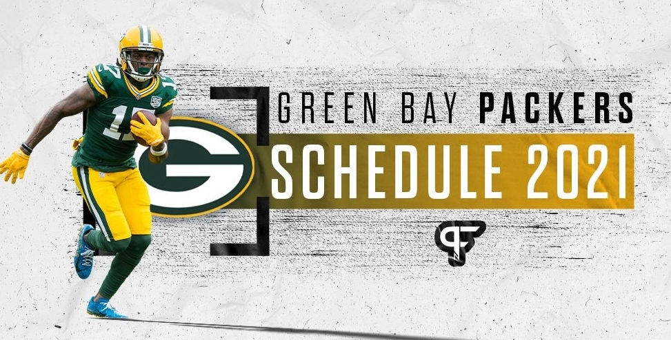 Green Bay Packers Schedule in 2021 NFL: Dates/Time, Predictions, Key Games, Will Aaron Rodgers Return?