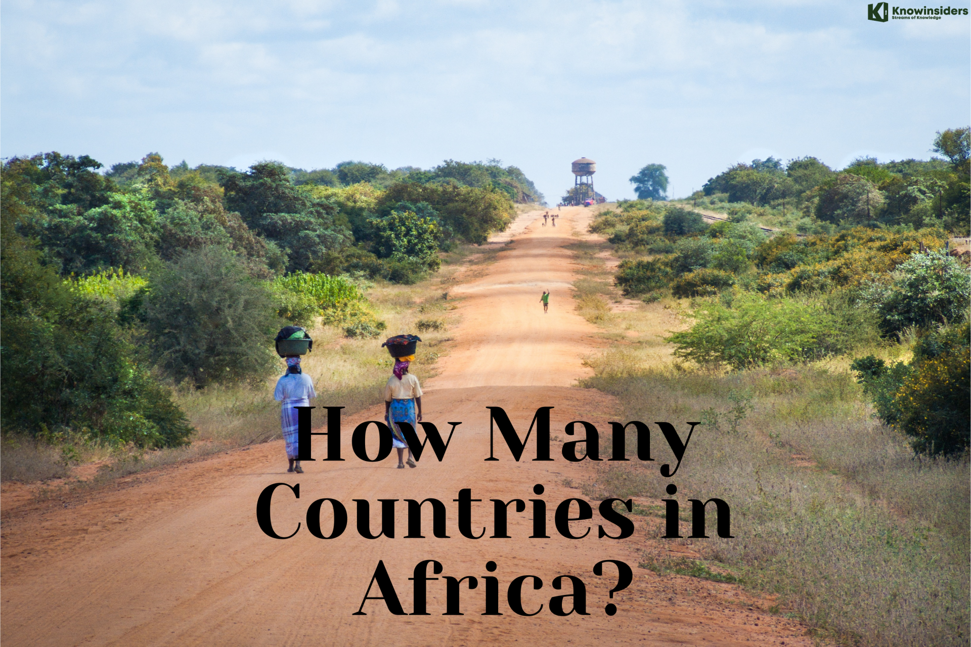 How Many Countries Are There in Africa: Full List, Population, Richest and Smallest