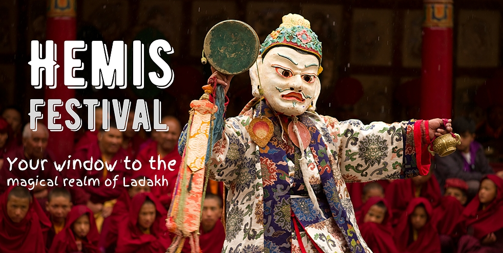 Hemis Gompa Festival: When, Where, Why To Celebrate and Best Quotes