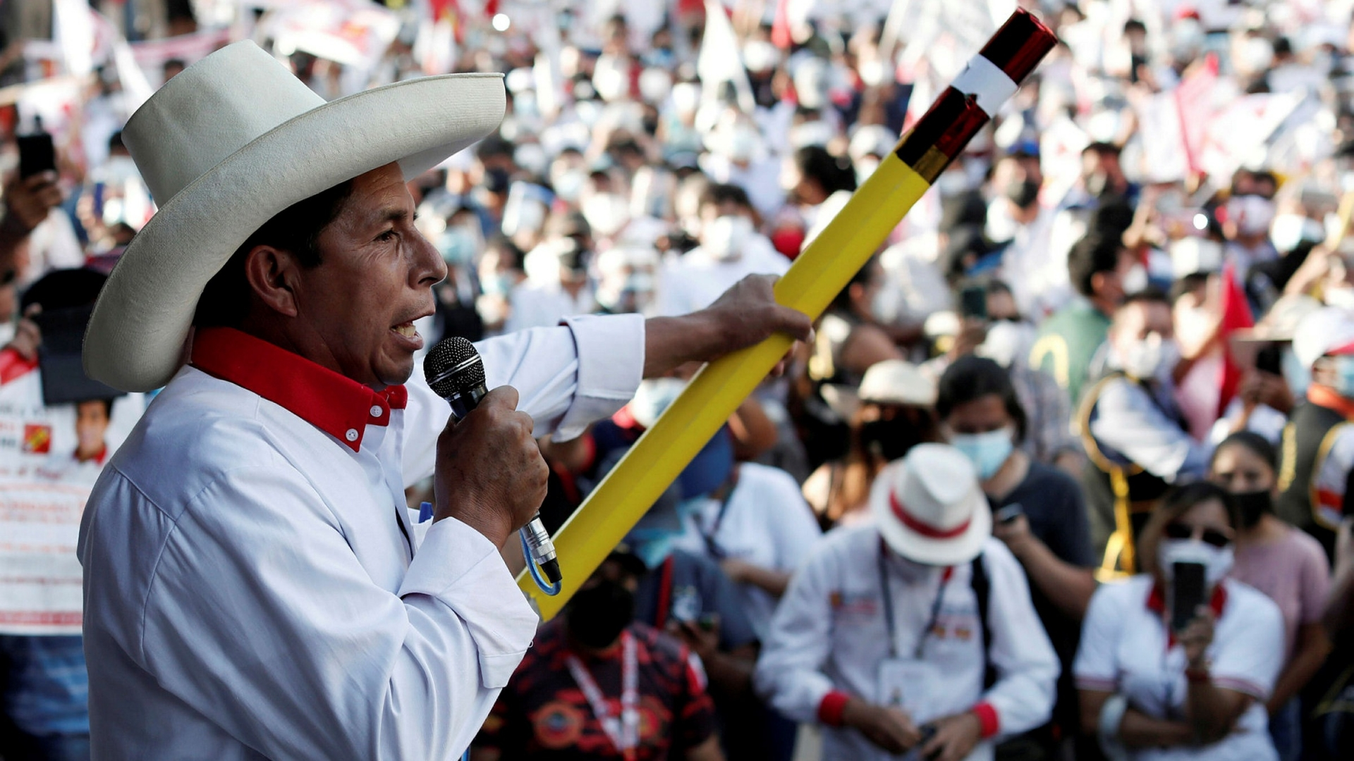 Who Is Pedro Castillo: Biography, Career and Personal Life - Peru Potential President