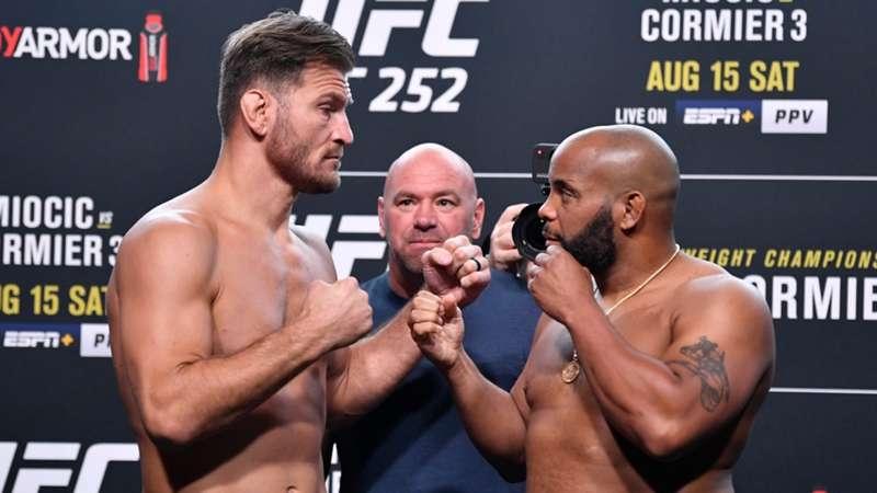 Watch UFC from Australia: Best Ways for FREE, Live Stream, Online, TV Channel