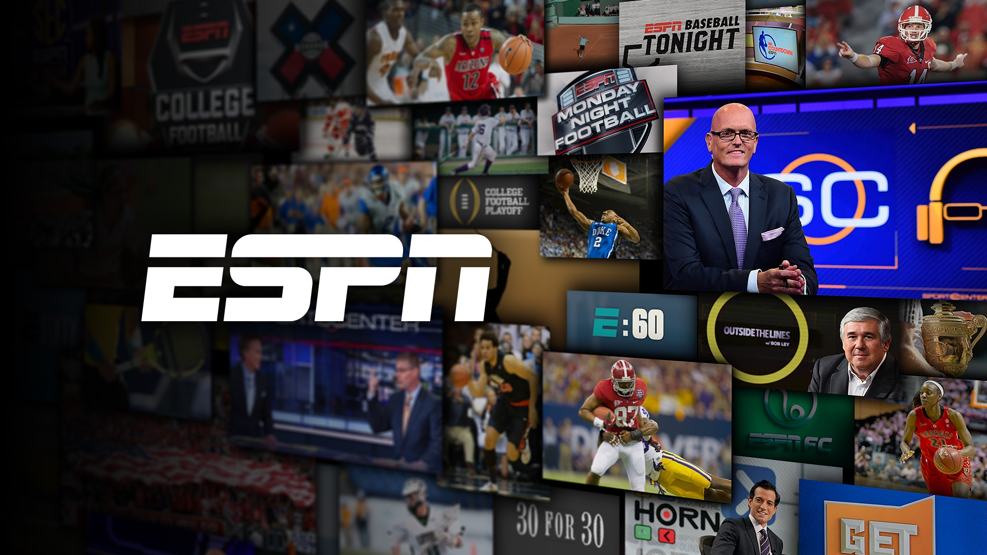 Watch ESPN for FREE from Anywhere in the World: Online, Live Stream