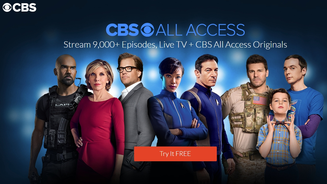 How To Get and Use CBS All Access (Paramount+) For Free