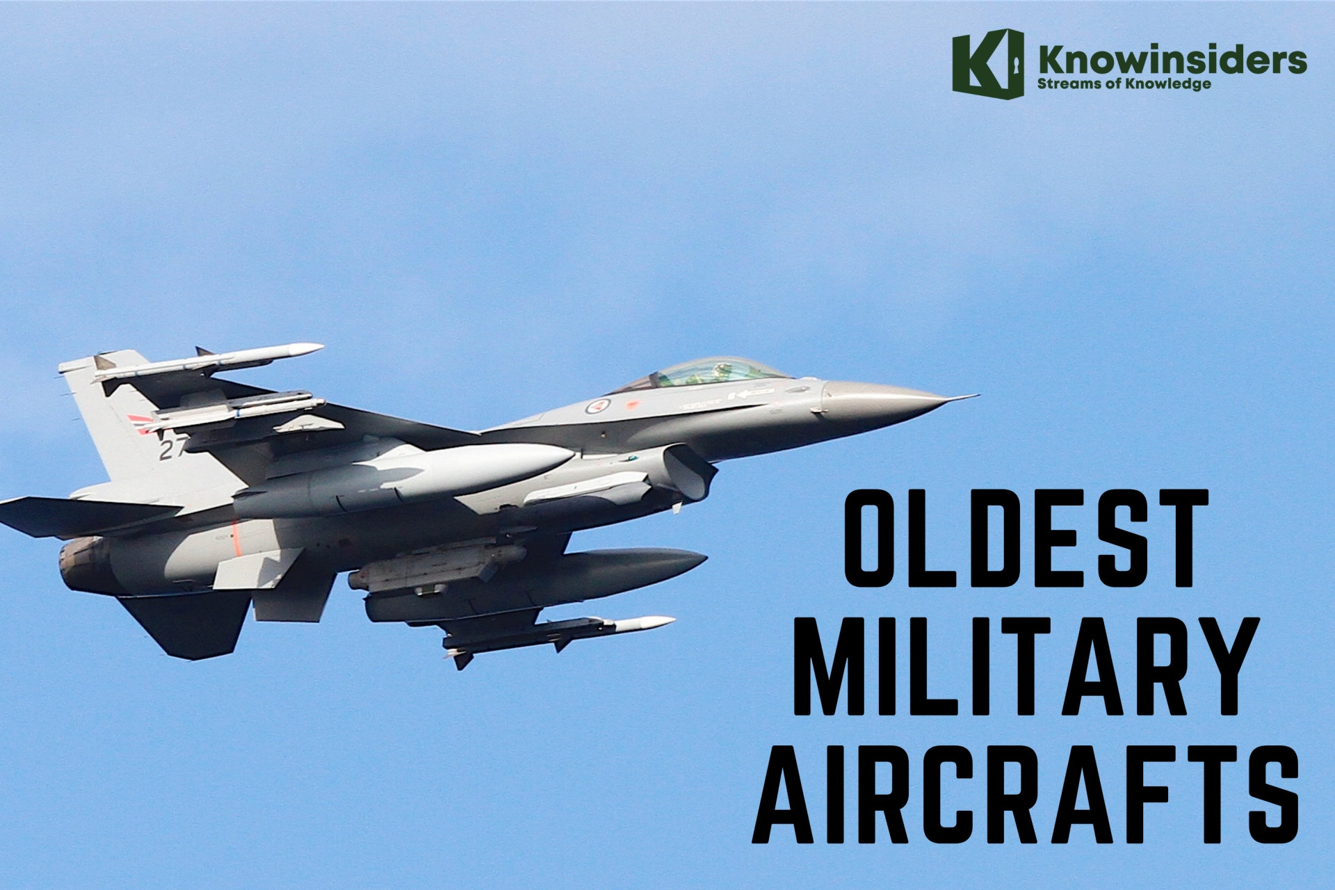 Top 10 Oldest Military Aircrafts In Service