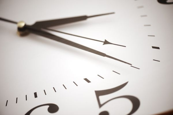 How Many Seconds Are In Minutes?