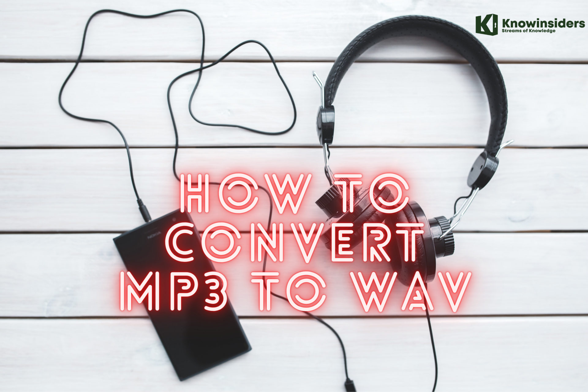How to Convert MP3 to WAV and WAV to MP3: Simple Ways to Change