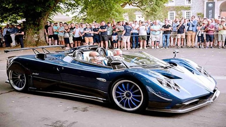 Top 10 Most Expensive New Cars In The World