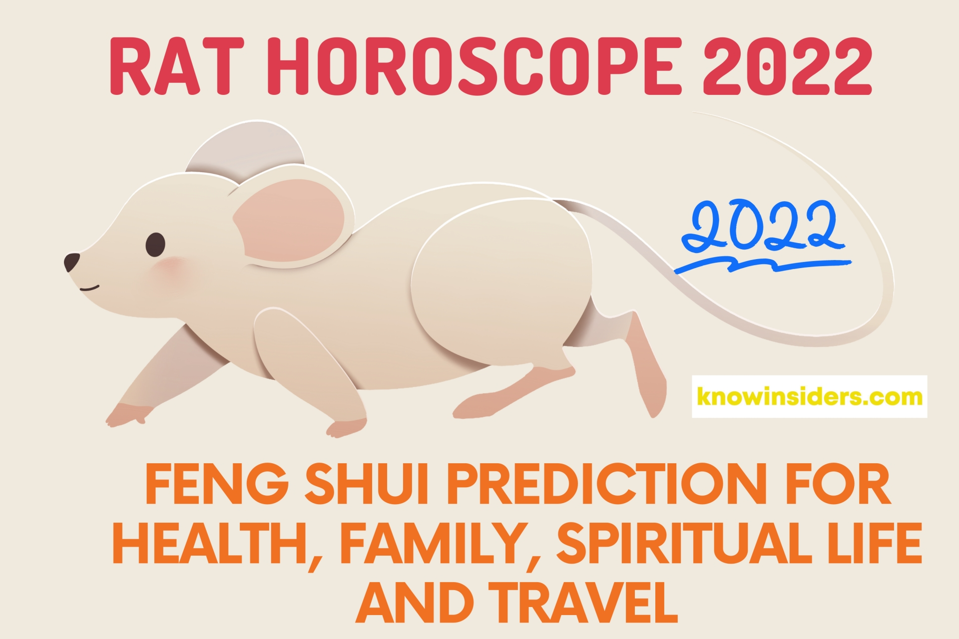 RAT Yearly Horoscope 2022: Prediction for Health, Family, Spiritual Life and Travel