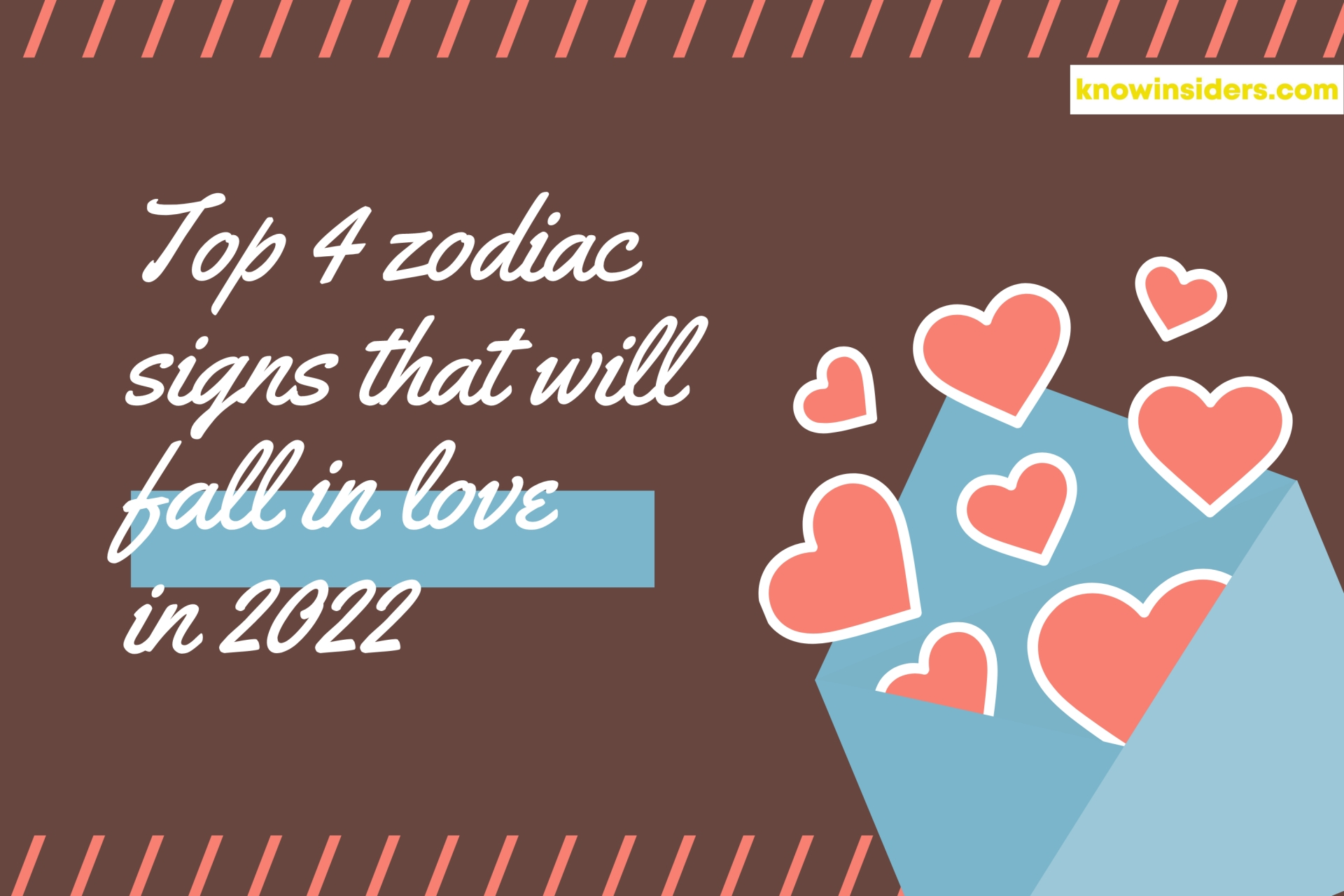 Top 4 Zodiac Signs That Will Fall In Love In 2022