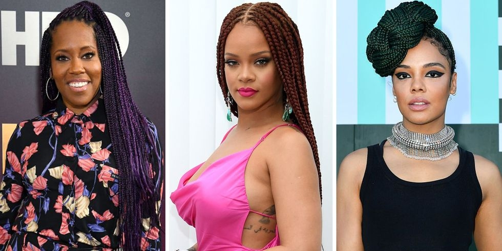 How to Style Box Braids 2022
