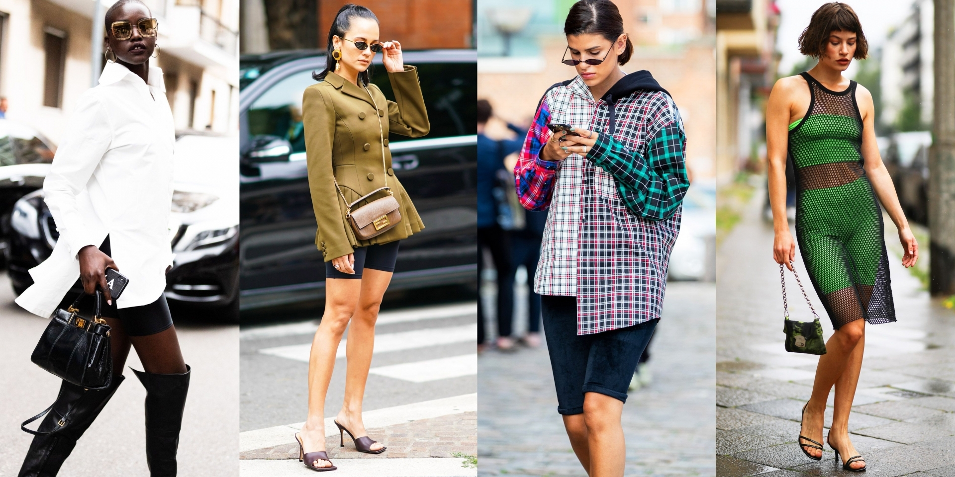 How To Style Biker Shorts 2022