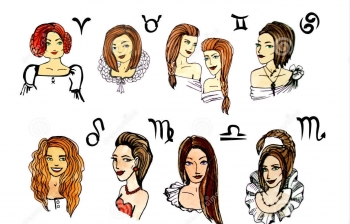 Zodiac Signs Born to Be Charming Models