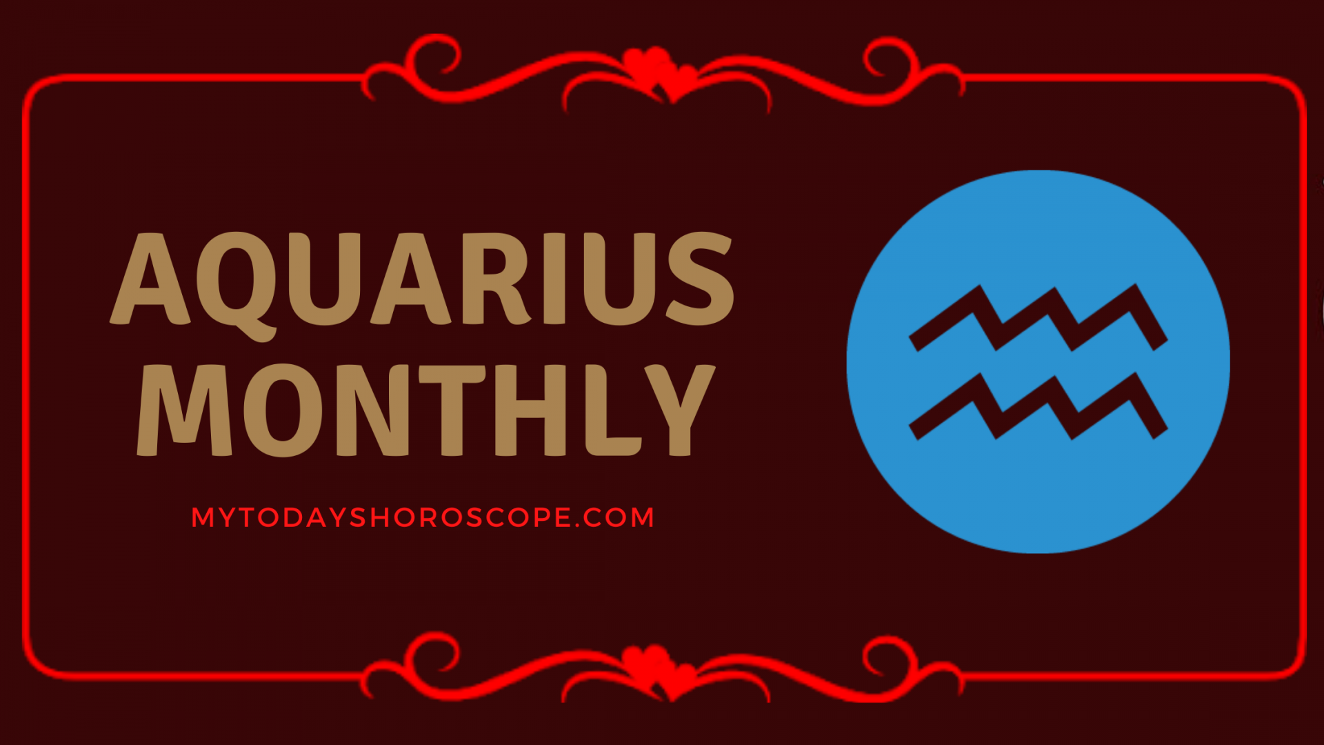 AQUARIUS Horoscope April 2021 - Monthly Predictions for Love, Health, Career and Money