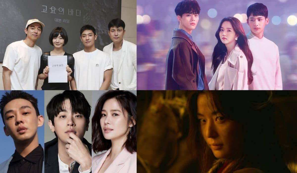 Complete List Of K-Dramas Premiere on Netflix In 2021