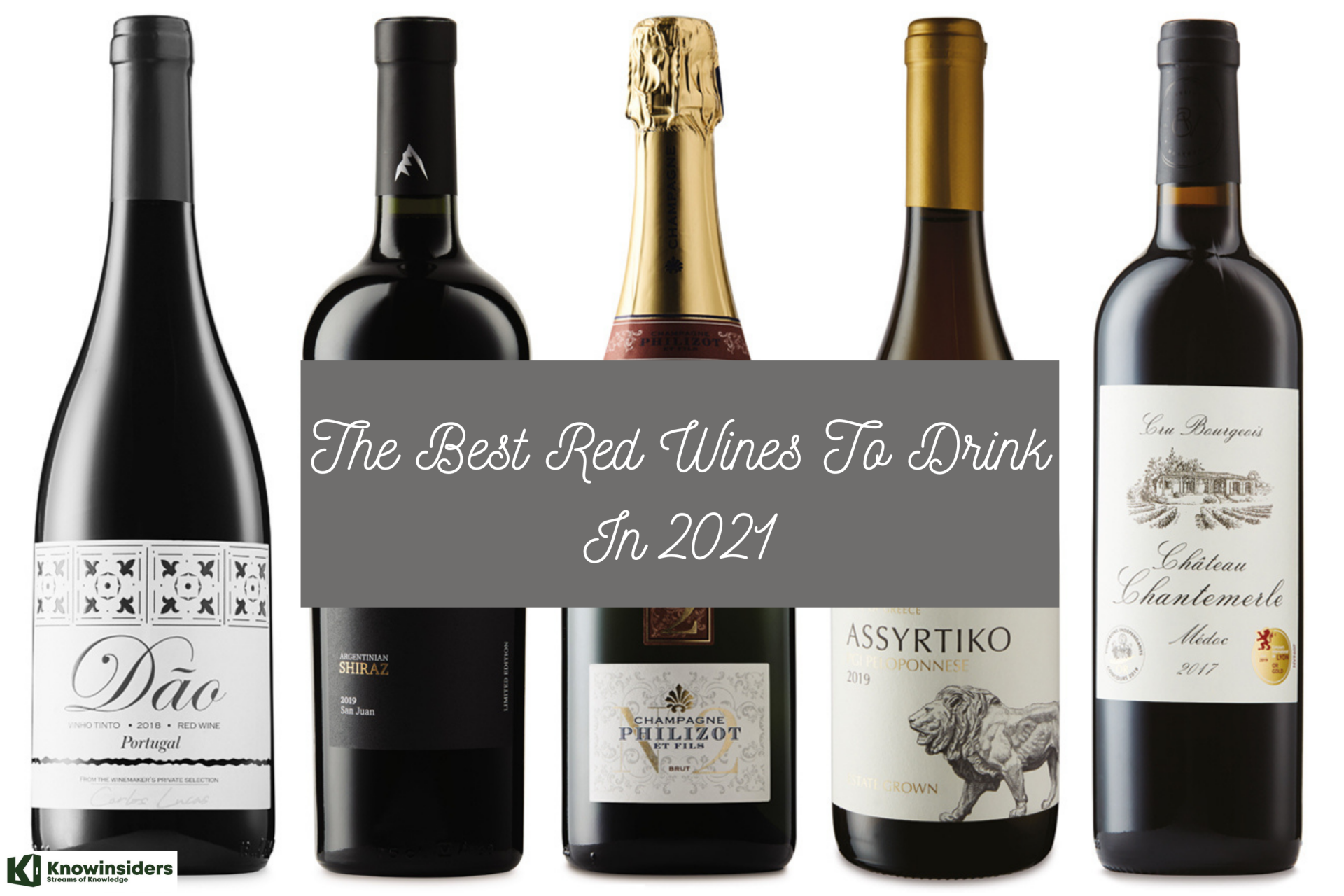 The Best Red Wines To Drink In 2021/2022