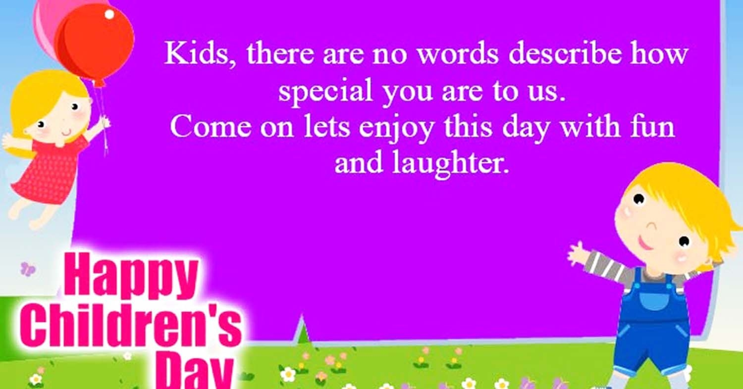 International Children's Day: Best Wishes, Greetings, Great Quotes And Messages