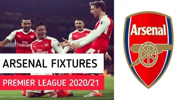 Arsenal Premier League 2021-22: Fixtures and Match Schedules in Full