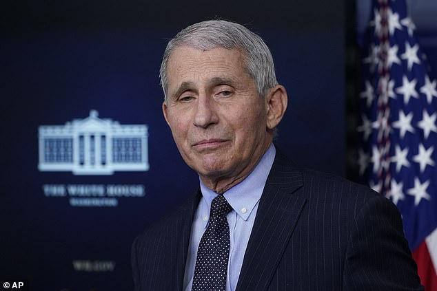 Dr. Anthony Fauci is the nation's highest paid federal employee raking in $417,608 in 2019, the latest year federal salary data is available