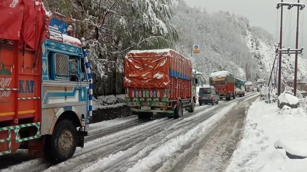 India Weather Forecast (Today Feb 28): Rain-Triggered landslides close Jammu-Srinagar Highway for next 24 hours
