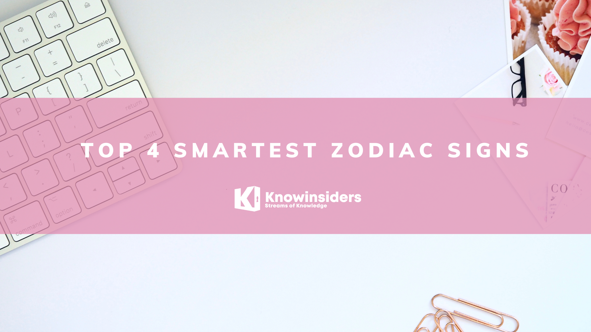 Top 4 Smartest Zodiac Signs According To Astrology