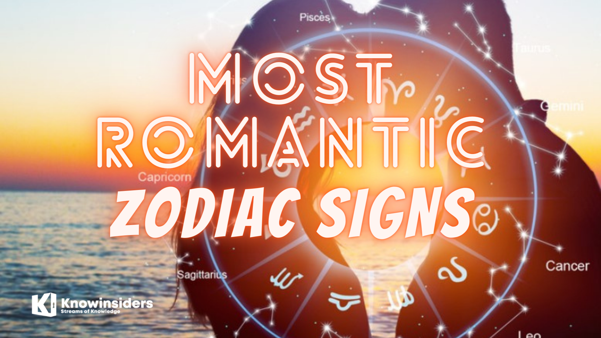 Top 5 Most Romantic Zodiac Signs According To Astrology
