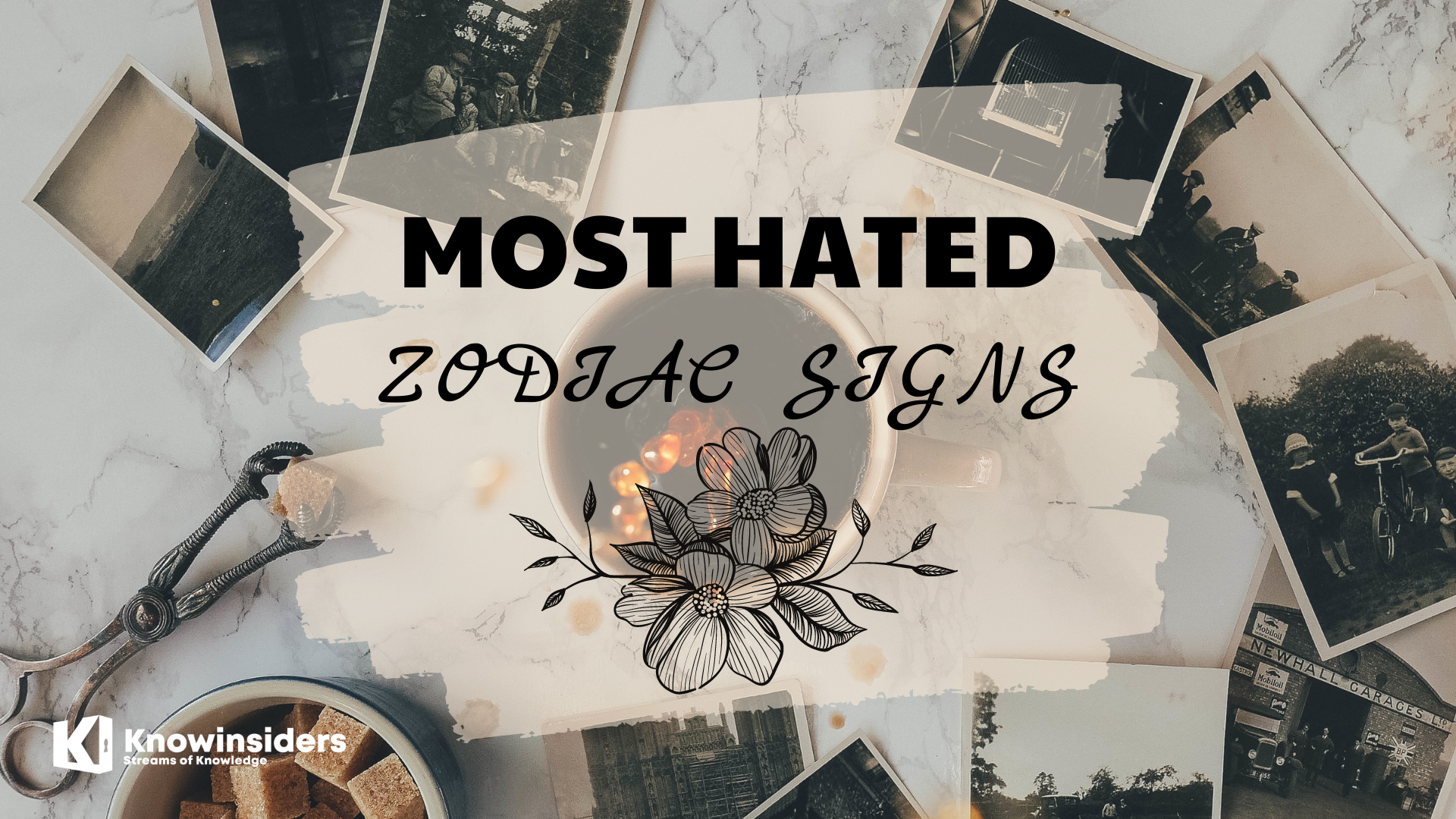Top 5 Most Hated Zodiac Signs According to Astrology