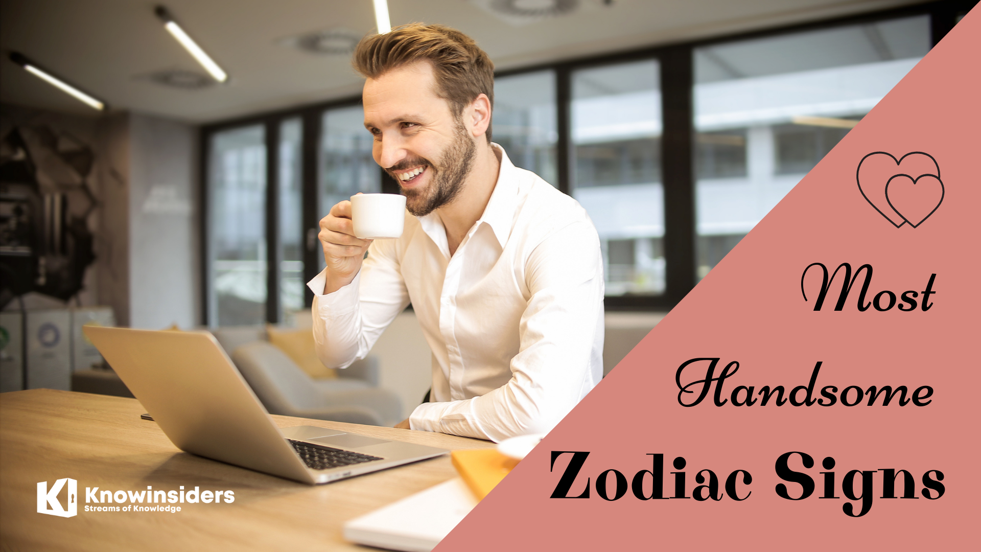 Top 5 Most Handsome Zodiac Signs According To Astrology