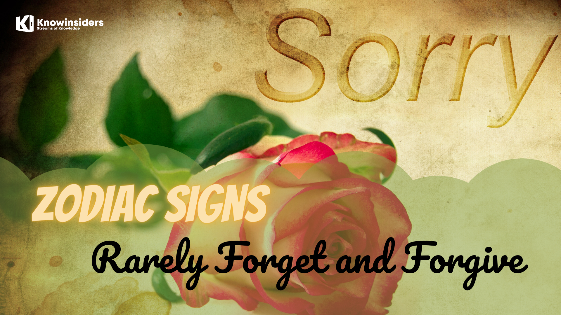 Top 5 Zodiac Signs Who Rarely Forget And Forgive According To Astrology
