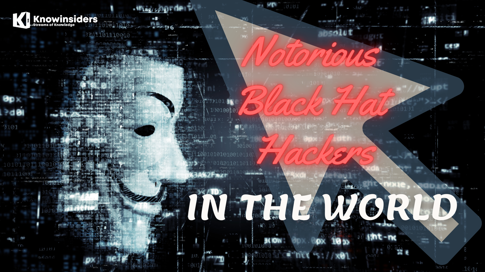 Top 10 Most Notorious Hackers Of All Time