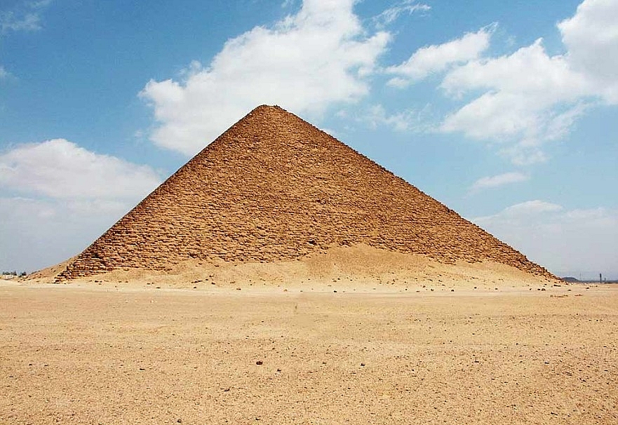 Top Oldest Pyramids In The World