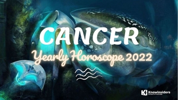 CANCER Yearly Horoscope 2022: Prediction for Love and Relationship