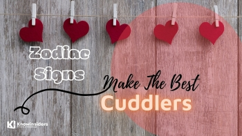 Top 5 Zodiac Signs That Make The Best Cuddlers