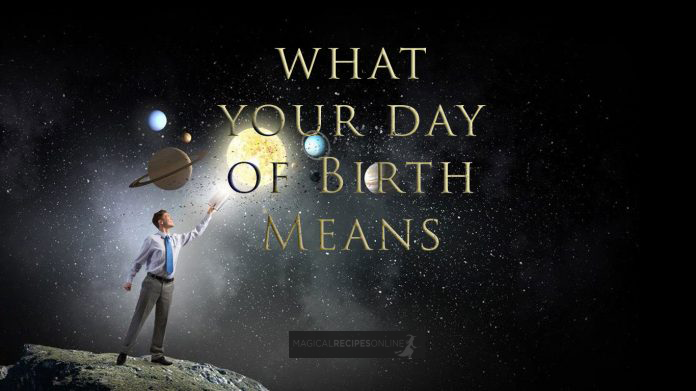 Born on Monday: Birthday Horoscope and Astrological Prediction for Love, Career and Health