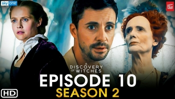 What Time is 'A Discovery of Witches' Season 2 Last Episode?