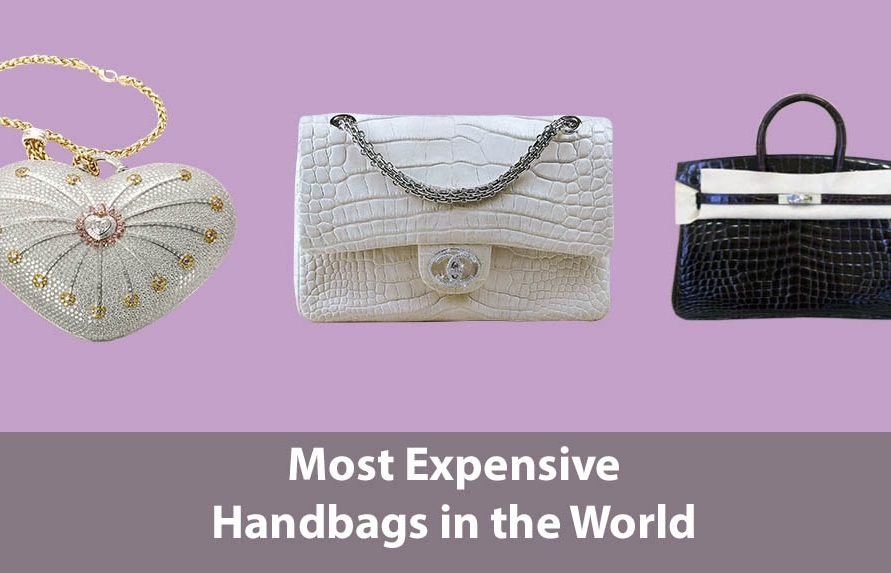 Top 10 Most Expensive Handbags Of All Time