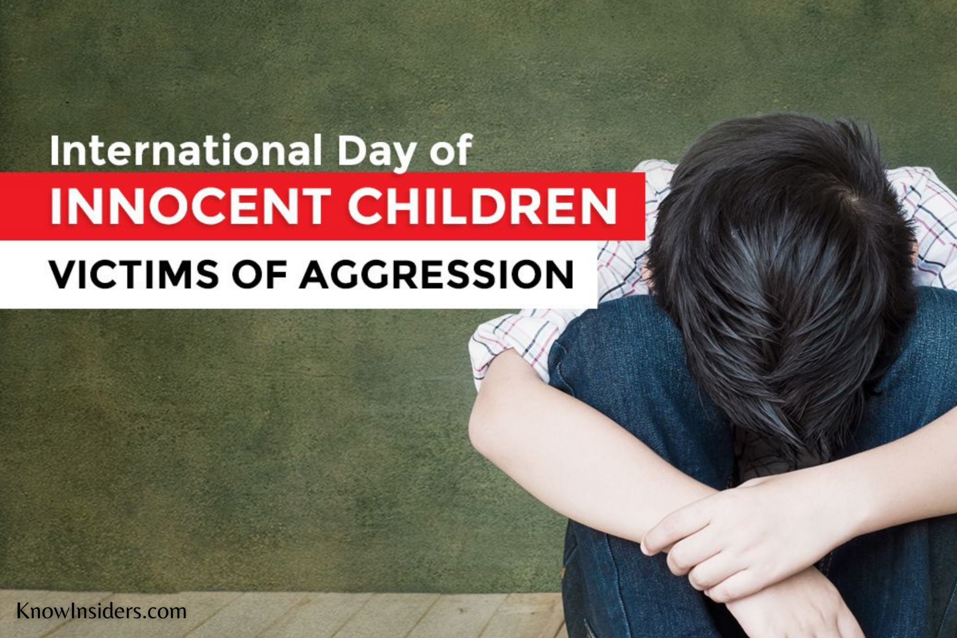 International Day of Innocent Children Victims of Aggression: History, Significance and Celebrations