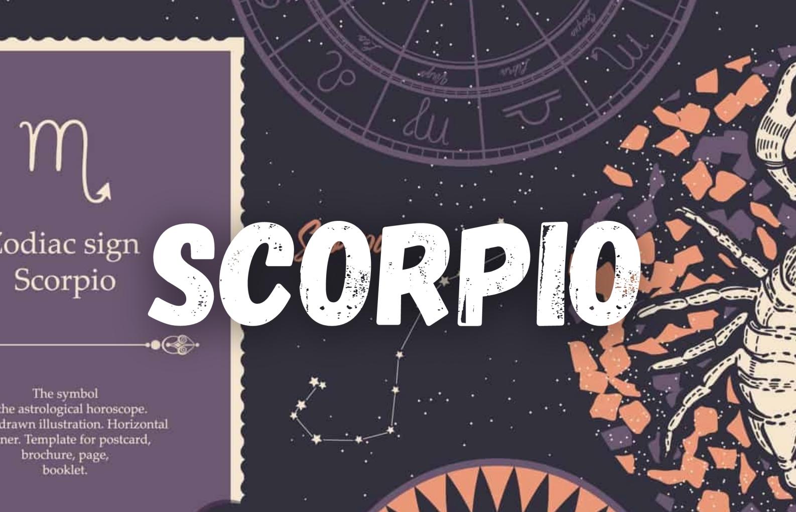 SCORPIO Horoscope: Characteristics, Astrological Predictions  & Compatibility