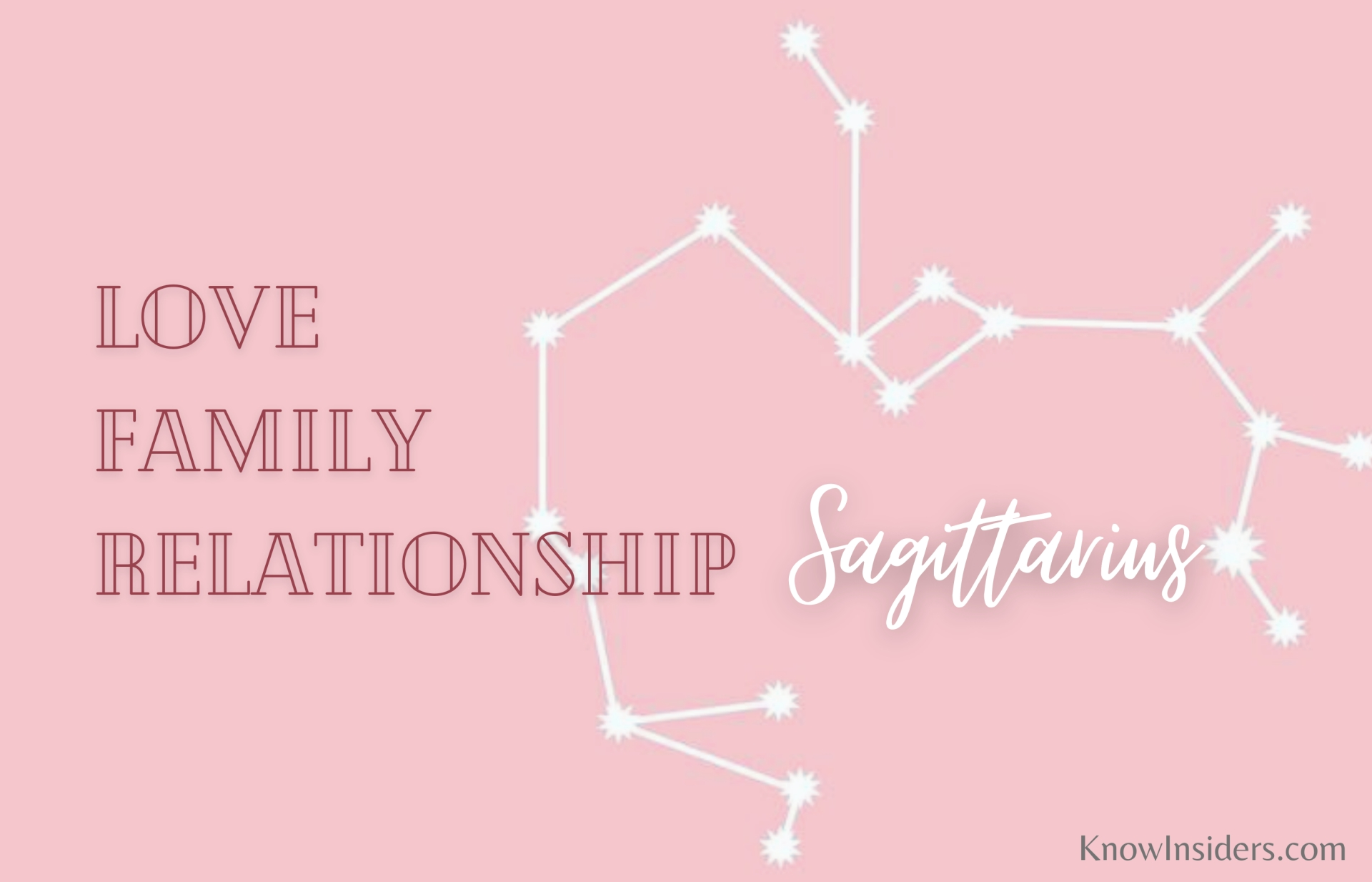 SAGITTARIUS Horoscope: Astrological Prediction for Love, Relationship and Family