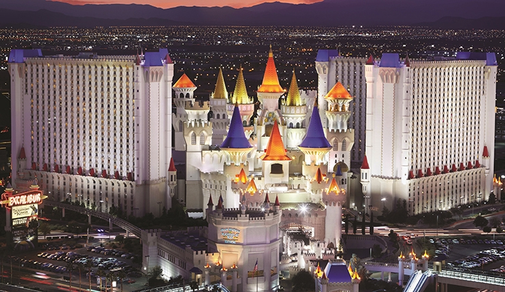Top 10 Largest Hotels in the Uinted States Today