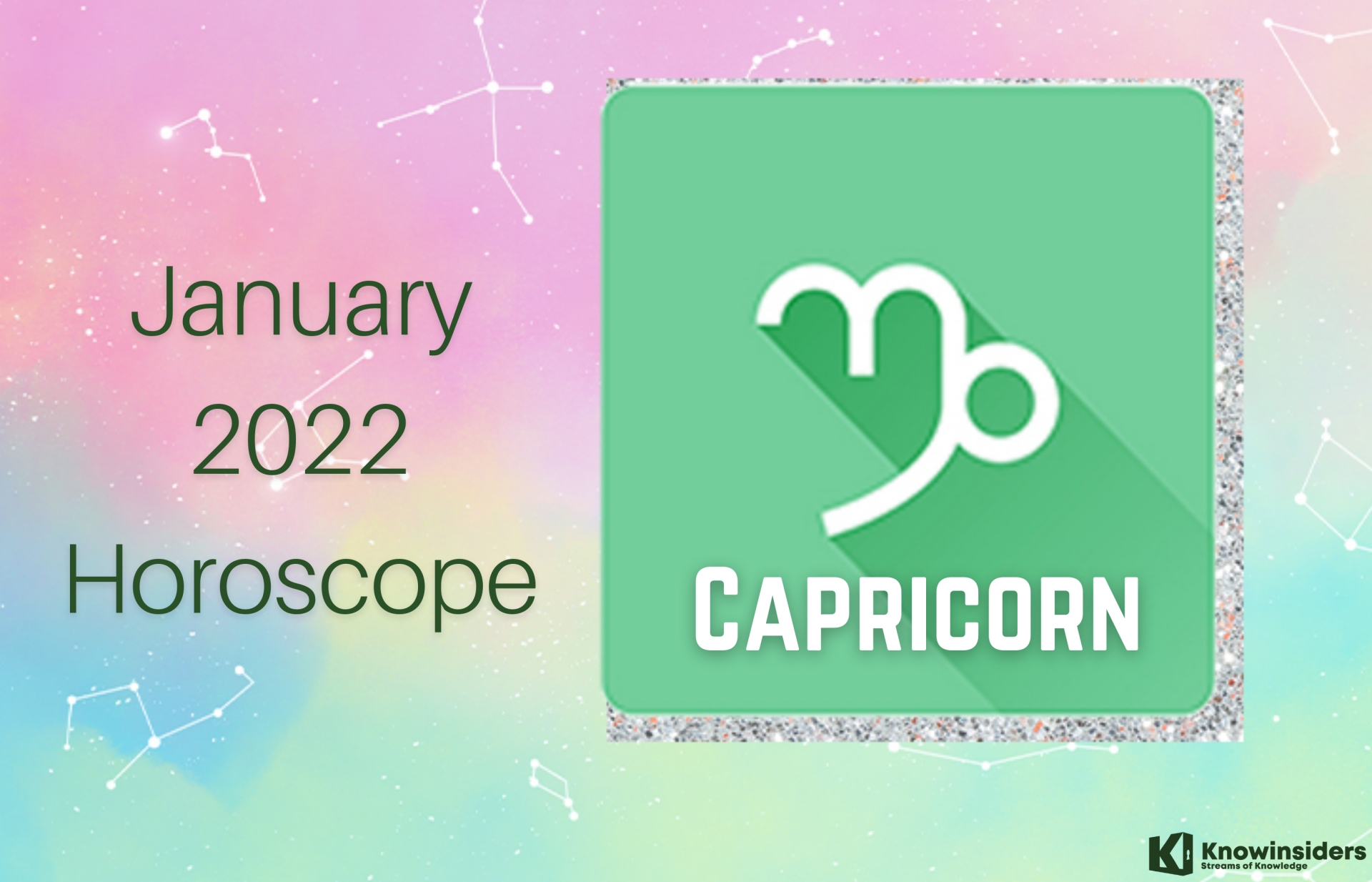 CAPRICORN January 2022 Horoscope: Monthly Prediction for Love, Career, Money and Health