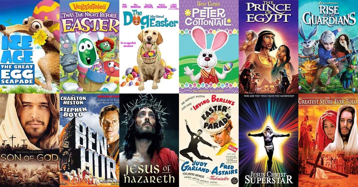 Top 18 Easter Movies for Kids