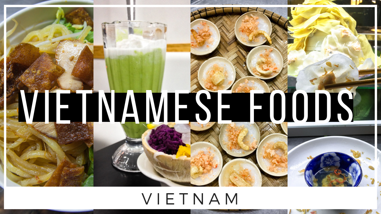 Top 10 Most Delicious Foods in Vietnam