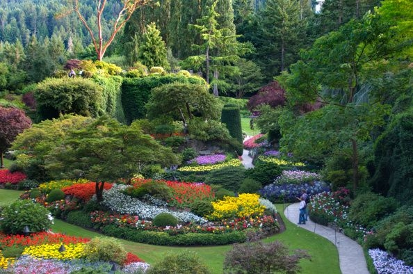 Top 20 Most Beautiful Gardens in the World