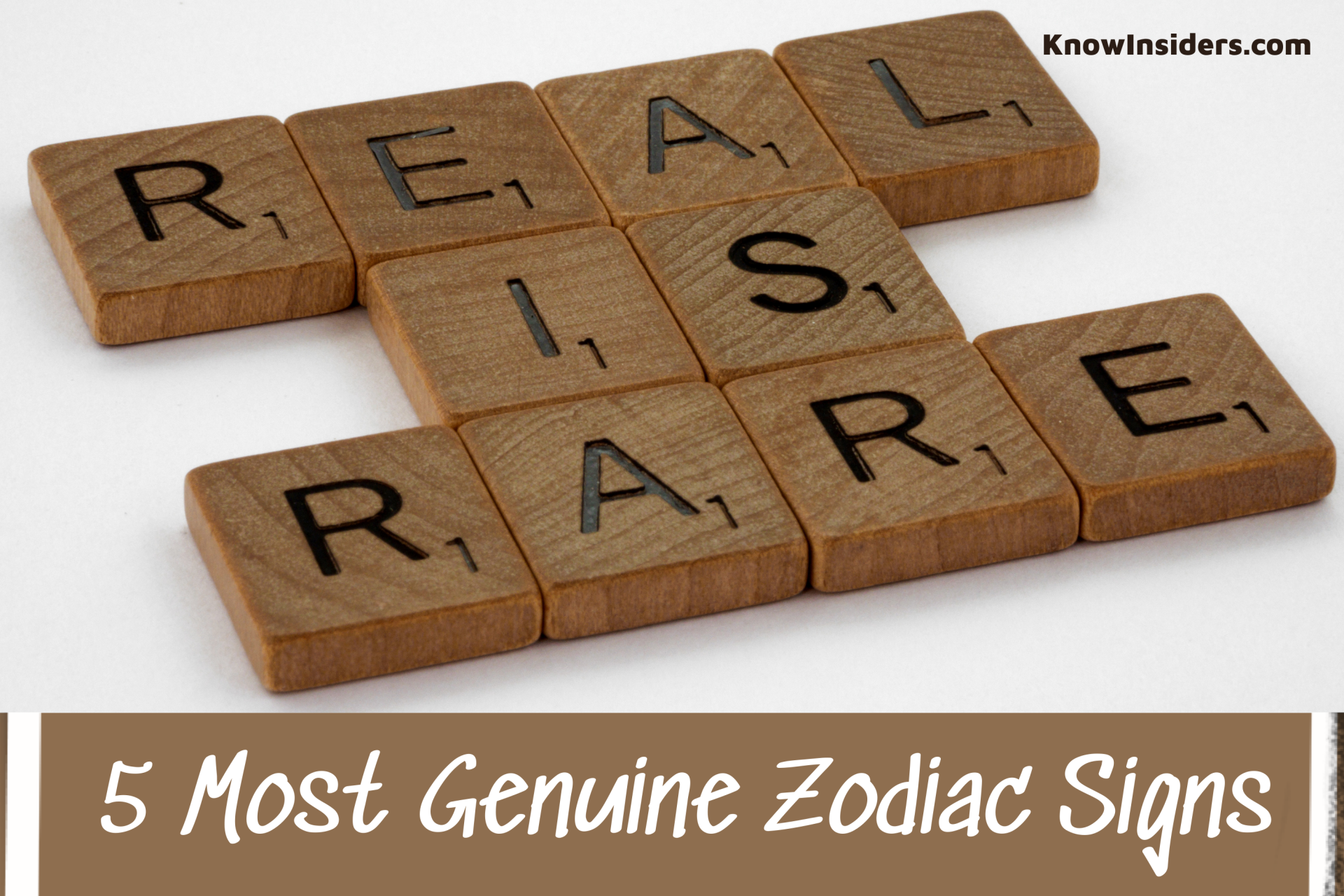 Top 5 Most Genuine Zodiac Signs, According To Astrology