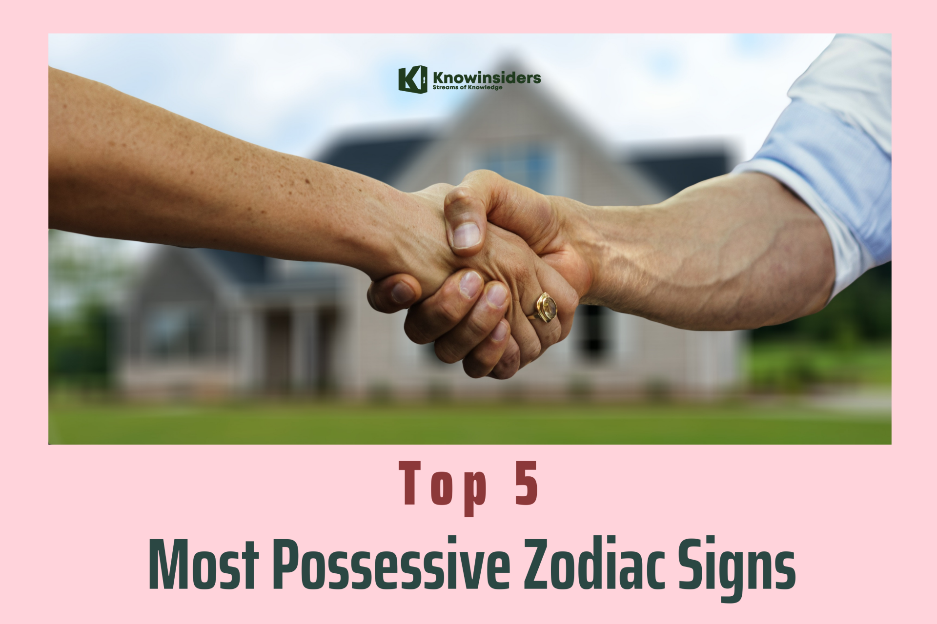 Top 5 Most Possessive Zodiac Signs - According to Astrology