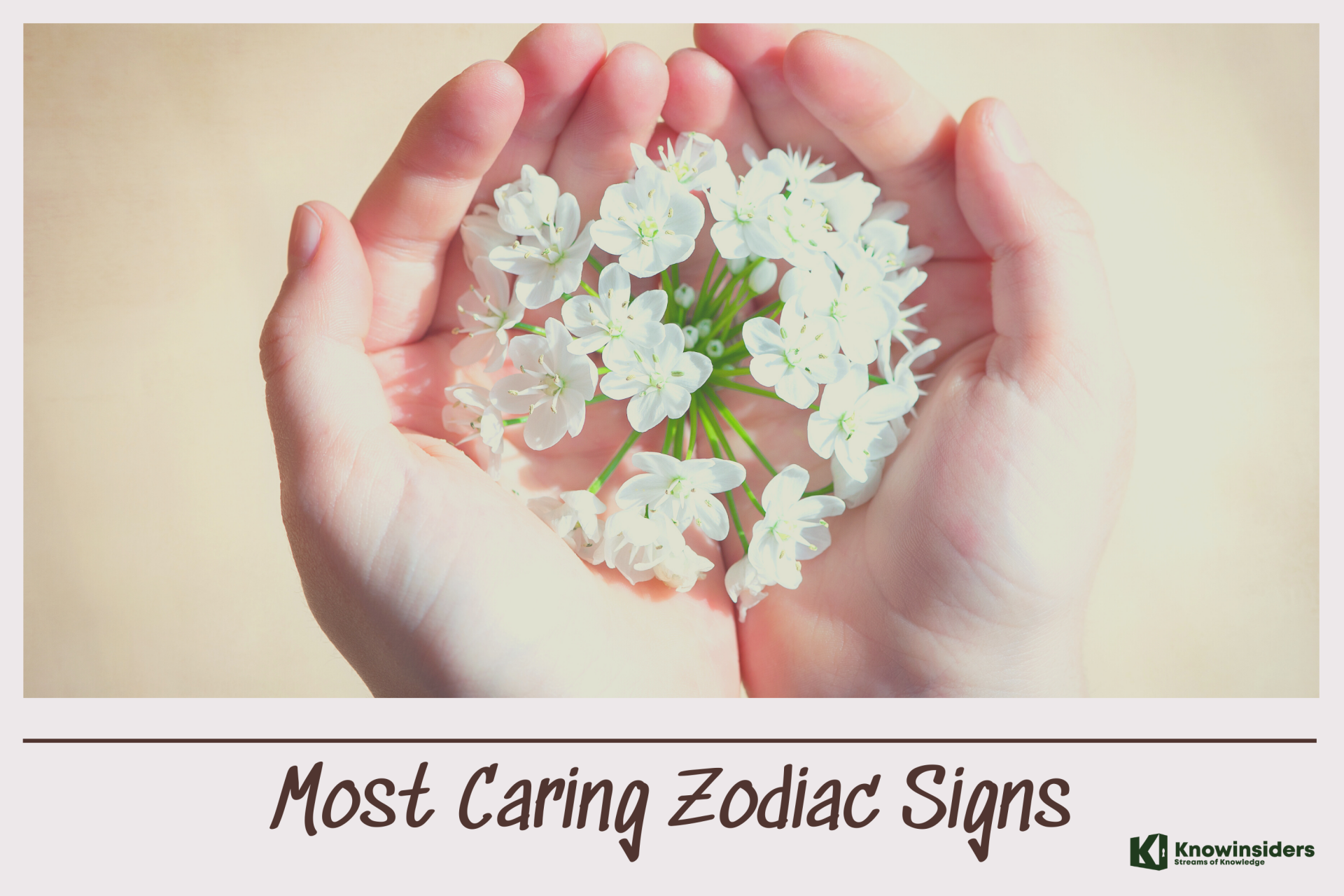 Top 5 Most Caring Zodiac Signs - Astrology